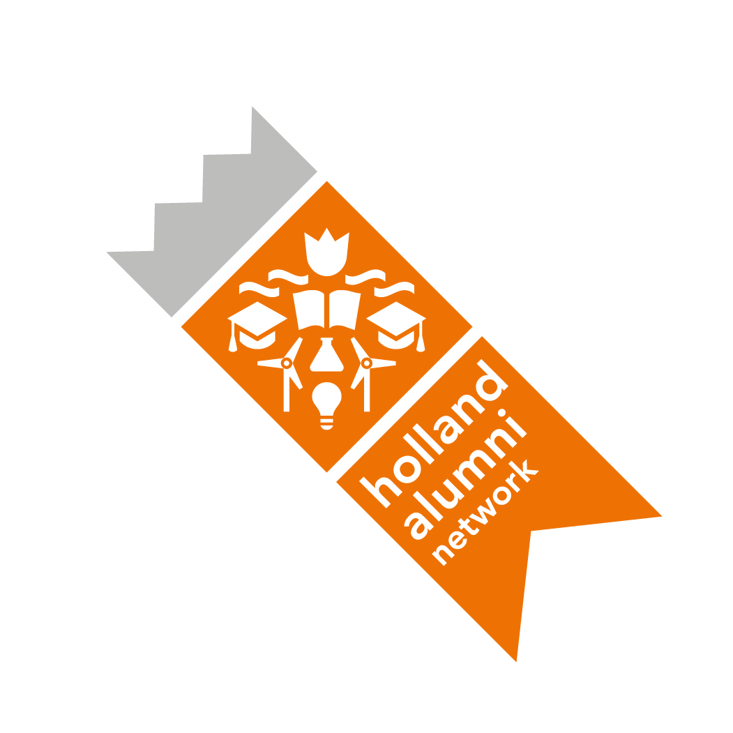 Holland Alumni network logo